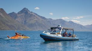 Watercraft-Queenstown-Seabreacher Watercraft tour and boat trip on Lake Wakatipu, Queenstown-5