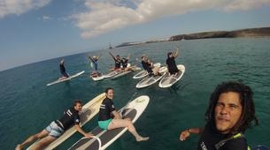 Stand up Paddle-Playa Blanca, Lanzarote-Stand Up Paddle excursions in Playa Blanca, Lanzarote-2