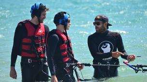 Kitesurfing-Tarifa-Semi-private kitesurfing lessons in Tarifa, Spain-4