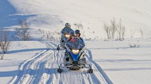 Snowmobiling-Tromsø-Snowmobile excursions in Tromso-3