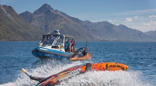 Watercraft-Queenstown-Seabreacher Watercraft tour and boat trip on Lake Wakatipu, Queenstown-1