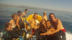 Plongée sous-marine-Antibes-Baptême de Plongée à Antibes-5