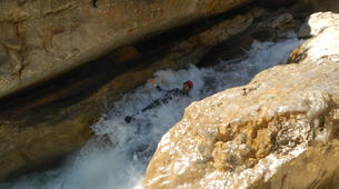 Canyoning-Sierra de Guara-Séjour Découverte de Canyoning en Sierra de Guara-4