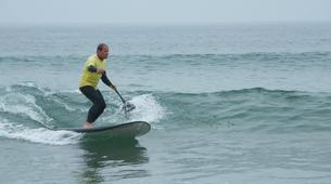 Stand up Paddle-Porto-Private SUP lessons and courses in Matosinhos, Porto-5