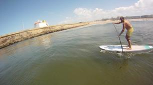 Stand up Paddle-Porto-Private SUP lessons and courses in Matosinhos, Porto-6