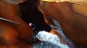 Canyoning-Sierra de Guara-Séjour Découverte de Canyoning en Sierra de Guara-2