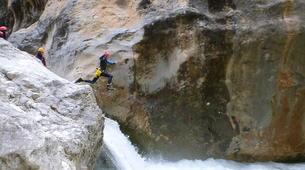 Canyoning-Sierra de Guara-Séjour Découverte de Canyoning en Sierra de Guara-7