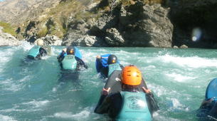 Hydrospeed-Queenstown-Riverboarding excursion on Kawarau River, Queenstown-1