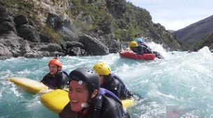 Hydrospeed-Queenstown-Sledging excursion on Kawarau River-2