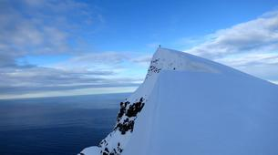 Ski touring-Northeastern Region of Iceland-5 Day heli assisted ski touring trip in Tröllaskagi, Northeastern Region of Iceland-3