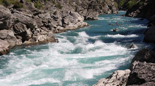 Hydrospeed-Queenstown-Riverboarding excursion on Kawarau River, Queenstown-4