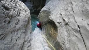 Canyoning-Sierra de Guara-Séjour Découverte de Canyoning en Sierra de Guara-6