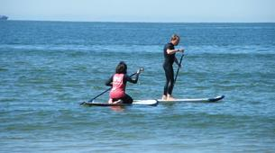 Stand up Paddle-Porto-Private SUP lessons and courses in Matosinhos, Porto-2