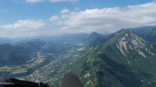 Parapente-Grenoble-Vol Parapente Biplace à Saint Hilaire du Touvet, Grenoble-2