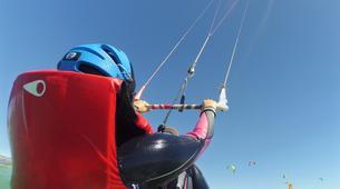 Kitesurfing-Tarifa-Semi-private kitesurfing lessons in Tarifa, Spain-2