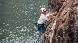 Escalade-Norddal-Climbing and caving combo in Valldal-1