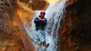 Canyoning-Sierra de Guara-Séjour Découverte de Canyoning en Sierra de Guara-1