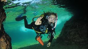 Scuba Diving-Cousteau Reserve-Stage de Plongée FFESSM dans la Réserve Cousteau en Guadeloupe-2