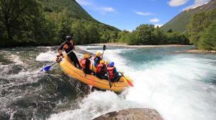Rafting-Norddal-Rafting excursion on Valldøla River-1