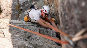 Escalade-Norddal-Climbing and caving combo in Valldal-3
