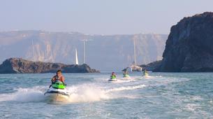 Jet Skiing-Santorini-Jet Ski Safari from Perivolos, Santorini-1