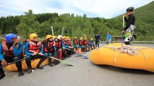 Rafting-Norddal-Rafting excursion on Valldøla River-6