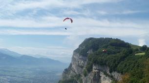 Parapente-Grenoble-Vol Parapente Biplace à Saint Hilaire du Touvet, Grenoble-3