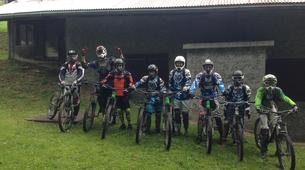 Mountain bike-Megève, Evasion Mont Blanc-Cours de VTT à Megève-4