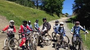 Vélo de Descente-Megève, Evasion Mont Blanc-Cours de VTT à Megève-1