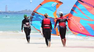 Kitesurfing-Tarifa-Semi-private kitesurfing lessons in Tarifa, Spain-6