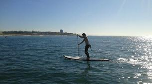 Stand up Paddle-Porto-Private SUP lessons and courses in Matosinhos, Porto-1