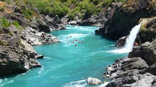 Hydrospeed-Queenstown-Sledging excursion on Kawarau River-3