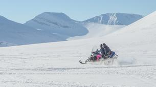 Snowmobiling-Tromsø-Snowmobile excursions in Tromso-4