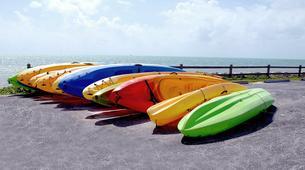 Kayak de mer-Normandie-Randonnée Kayak de mer le long des Falaises de Normandie-5