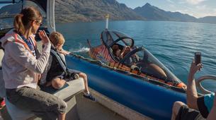 Watercraft-Queenstown-Seabreacher Watercraft tour and boat trip on Lake Wakatipu, Queenstown-3