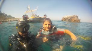 Plongée sous-marine-Antibes-Baptême de Plongée à Antibes-3