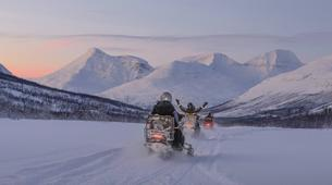 Snowmobiling-Tromsø-Snowmobile excursions in Tromso-2