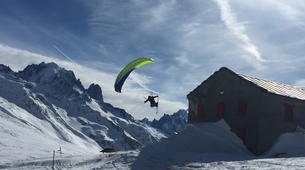 Speedriding-Val d'Isère, Espace Killy-Formation de Perfectionnement Speedriding à Val d'Isère-2