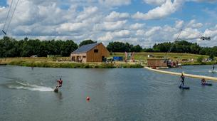 Wakeboard-Charleroi-Wakeboard Camp au Lac de Féronval-2