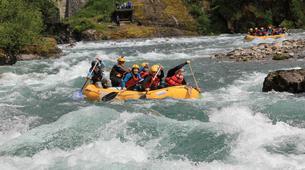 Rafting-Norddal-Rafting excursion on Valldøla River-5