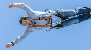 Bungee Jumping-Barcelona-Highest Bungee Jump Spain (70m) near Barcelona-6