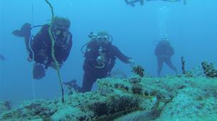 Scuba Diving-Île Sainte-Marie-Fun dive in Nosy Boraha, Madagascar-4