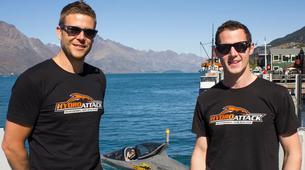 Watercraft-Queenstown-Seabreacher Watercraft tour on Lake Wakatipu, Queenstown-9