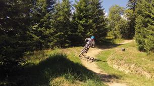 Mountain bike-Megève, Evasion Mont Blanc-Cours de VTT à Megève-5