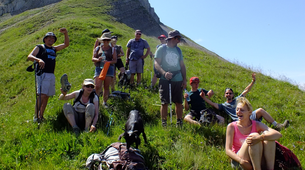 Randonnée / Trekking-Morzine, Portes du Soleil-Randonnée à Morzine, Portes du Soleil-6