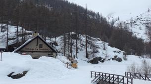 Raquette à Neige-Briançon, Serre-Chevalier-Week-end Randonnée dans la Vallée de la Clarée, Hautes-Alpes-3