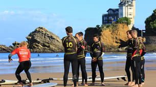 Surfing-Biarritz-Surfing lessons and courses in Biarritz-9