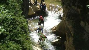 Barranquismo-Verdon Gorge-Canyon of Clue de Saint-Auban in the Estéron Valley-5