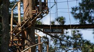 Saut à l'élastique-Drakensberg-17 Metre King Swing in Drakensberg-3