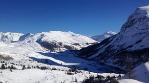 Raquette à Neige-Briançon, Serre-Chevalier-Week-end Randonnée dans la Vallée de la Clarée, Hautes-Alpes-4